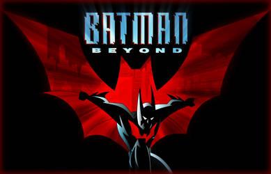 BATMAN BEYOND 20TH BIRTHDAY by DOMREP1