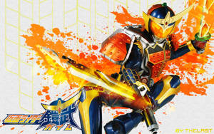 Kamen rider Gaim Wallpaper by Nac129