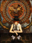 The Clock Maker by MargyThunderstorm