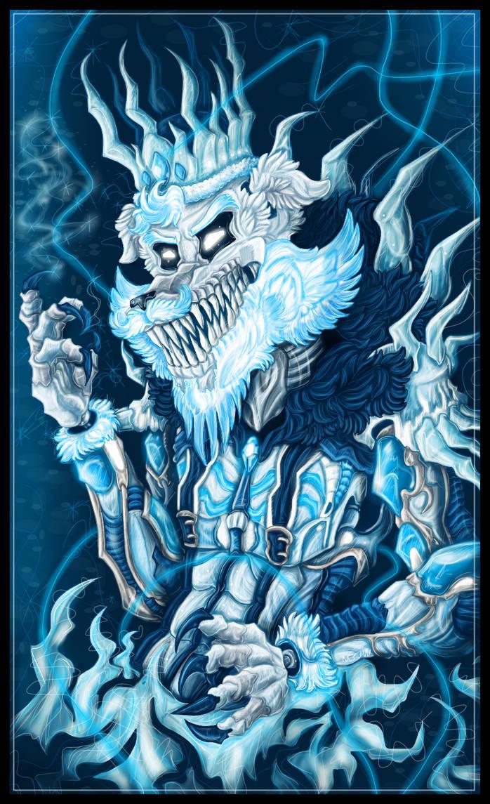 -|Ice Lord|- by MegiW