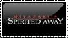 Spirited Away Stamp by Powdered-Sugar