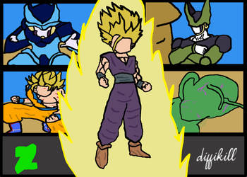Curious topic Teen gohan games have