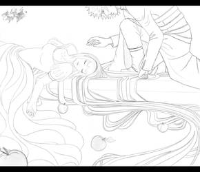 GaaHina_Snow_White by Warrior-of-Ruin