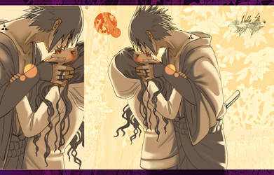 SasuHina_A_Kiss by Warrior-of-Ruin