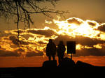 Italian sunset 3 by Kva-Kva
