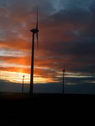 Windmill 3 by Kva-Kva