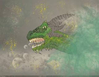 Dragon by iana88