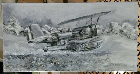Grumman J2F Duckplane by starz300