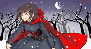Ruby Rose by earidayo