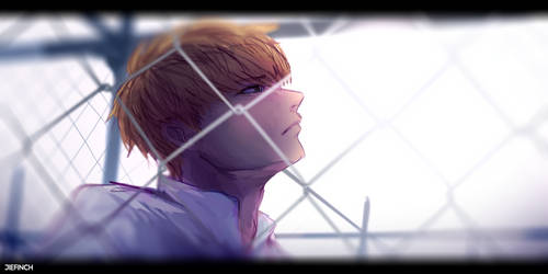 forever young V speedpaint by jiefinch