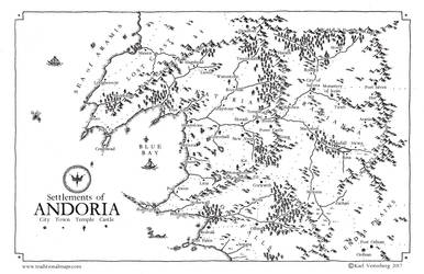 Practice map 2017: Andoria by Traditionalmaps