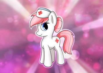 Nurse Redheart Edited (Torben COM14 3/8) by ConnieTheCasanova
