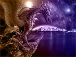 Fantasy City by DarkToy18