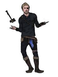 Roscoe the Bandit King by ministerdoomydoom