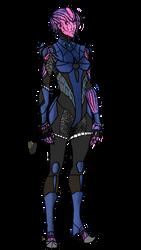 Exalia: Mother of Xena by ministerdoomydoom
