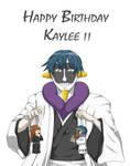 Happy Birthday Kaylee :D by XepherKL