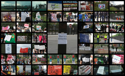 Protest the RNC by 31uc1d