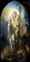St Glorfindel by annamare