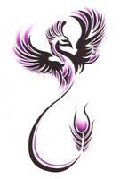 Kristy's Phoenix by ashdesigns