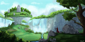 Falls by willroberts04
