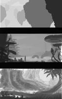 Thumbnail concepts by willroberts04