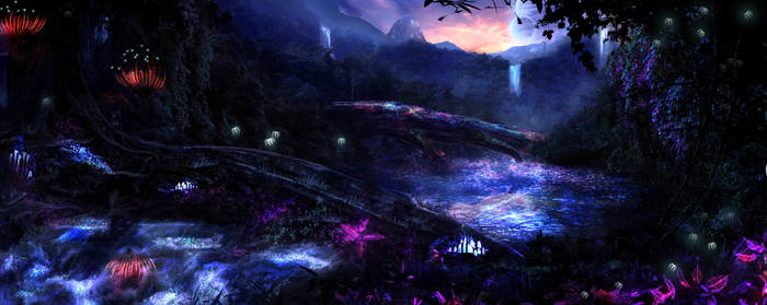 Matte Painting by willroberts04