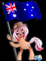 Go Australia! by xWhiteDreamsx