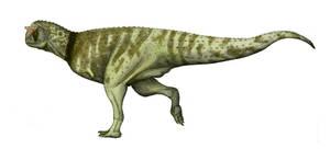 Carnotaurus collab by Pachyornis