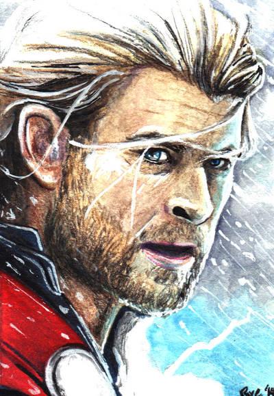 Marvel: God of Thunder by RyesAsylum27