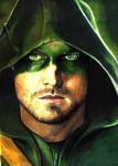 DC: Arrow by RyesAsylum27