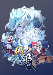 Team Ice UPDATED!!! by phsueh