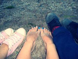 feet by zuzica