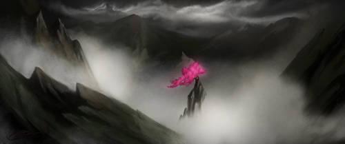 Sakura Two by Caelkriss