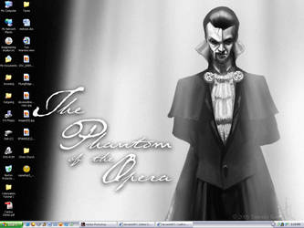 My Desktop by Caelkriss