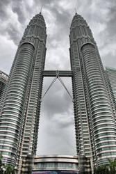 Dramatic Petronas by Danata