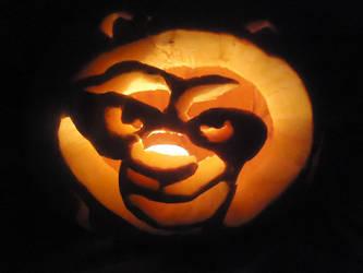 Po the Pumpkin by Samurai--Kai
