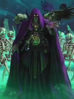Bone conjuring by vanmorrisman