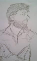 Beard!!!! by SorrelHawkfire