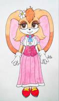 Vanilla A Rabbit by PilloTheStar