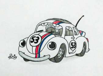 Herbie The Love Bug by PilloTheStar