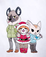 We Wish You A Metal Christmas by PilloTheStar