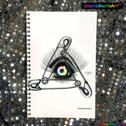 [SECRET] notebook! by CreateGhettoArt