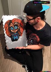 [WANNA PLAY?] cake! by CreateGhettoArt
