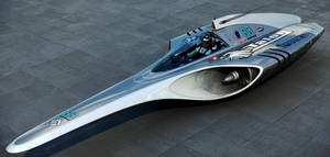 Maglev F1 Racer by crono985