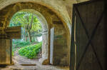 The Gate of Castle by marrciano