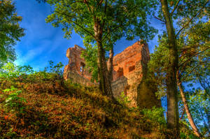 Ruins by marrciano
