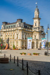 Town Hall by marrciano