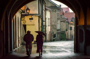 the soppy old town by marrciano