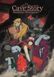 Cave Story by blackbookalpha