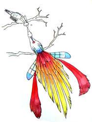 Lovebirds by jadefalcon